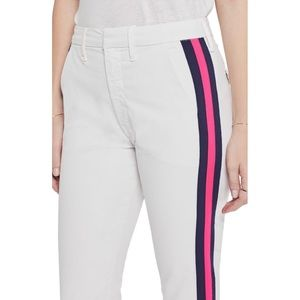 MOTHER THE STRAIGHT SHAKER ANKLE PREP JEANS PANTS